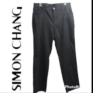 Simon Chang Pants | 12 petite